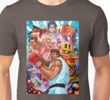 Ryu smash 4 Unisex T-Shirt