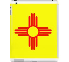 Flag of New Mexico iPad Case/Skin