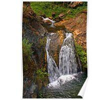 Jenolan Waterfall Poster