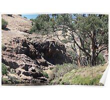 Cliffs Poster