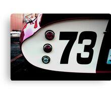 Shelby Daytona Replica Canvas Print