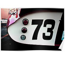 Shelby Daytona Replica Poster