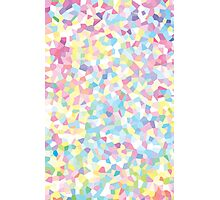Pretty Glitter Photographic Print