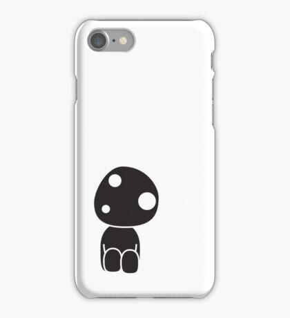 Kodama Spirit (Princess Mononoke) iPhone Case/Skin