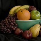 Still Life with Fruit by Rob Smith