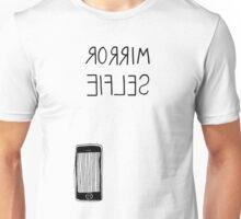 mirror selfie Unisex T-Shirt