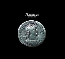 Ancient Roman Coin - HADRIAN 117-138 AD by sixstringphonic