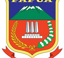 Coat of Arms of Papua by abbeyz71