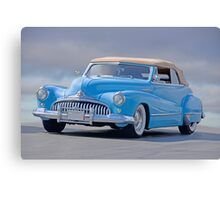1946 Buick 'Super' Convertible Canvas Print