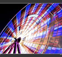 Giant Sky Wheel by jamesdphoto