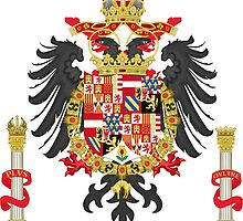 The Coat of Arms of Charles V by PattyG4Life