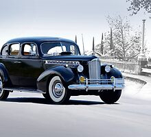 1940 Packard 'Super 8' Sedan by DaveKoontz