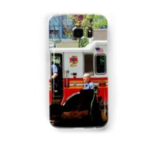 Not phased... Samsung Galaxy Case/Skin