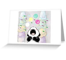 Gimmie Sprinkles and Ice cream Greeting Card