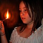 little flame by Bianca Turner