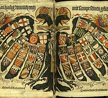 Coat of Arms of the Holy Roman Empire by PattyG4Life