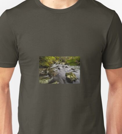 A Bridge Over Troubled Water Unisex T-Shirt