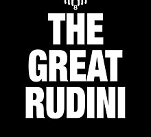 The Great Rudini | Rudy Gay by OGedits