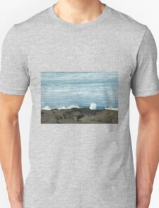 On the Rocks at Port Fairy, Great Ocean Road T-Shirt