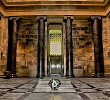 Entrance to the Sanctuary by Steven  Agius