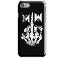 Motionless in White iPhone Case/Skin
