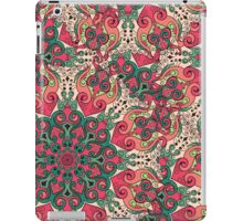 Psychedelic ornament iPad Case/Skin