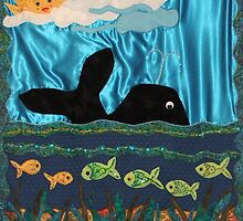 It's whale-time at Victor! by Ilze Coombe