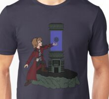 ORB IN THE STONE Unisex T-Shirt