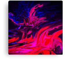 Untitled Abstract 111-  Art + Products Design  Canvas Print