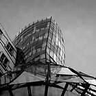 Dancing House at Prague by fanis logothetis