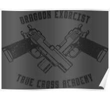 Dragoon Exorcist Poster