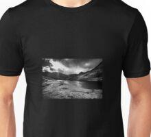 Mt. Snowdon in the Distance, Snowdonia Unisex T-Shirt