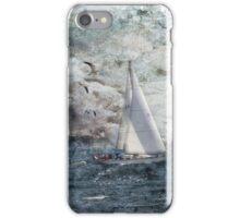 Canadian Sailin iPhone Case/Skin