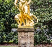 Dionysus Gilt Bronze Sticker