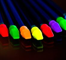 Rubbers in a row. by trevorb