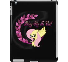 Cool Shy Fluttershy iPad Case/Skin