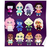 Steven Universe Character Collection Poster