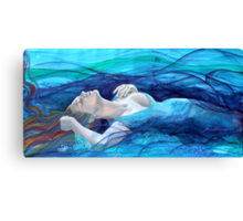 "Ethereal thoughts - from ""Whispers"" series Canvas Print"