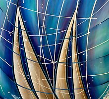 Sail Away by Peter Evans