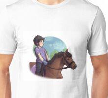 Kid!Equestrian!Sherlock  Unisex T-Shirt