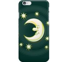 Dreaming moon (3) iPhone Case/Skin