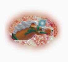Misty Meadows _Carousel Horse  by mandyemblow
