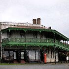 the old pub - daylesford by Aneira