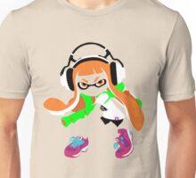 Splatoon Inkling Color Art Unisex T-Shirt