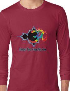 Heed The Fractal Om Long Sleeve T-Shirt