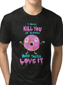 Killer Donut Tri-blend T-Shirt