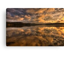 Fantasy - Narrabeen Lakes, Sydney - The HDR Experience Canvas Print