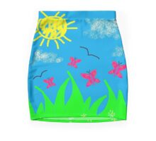 Sunny Day Mini Skirt