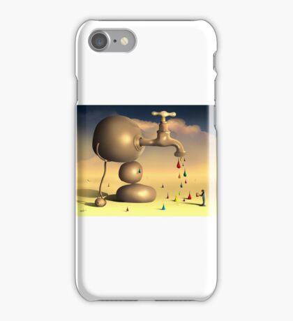 Pingos Coloridos. iPhone Case/Skin