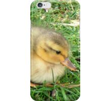 Little Duckling  iPhone Case/Skin